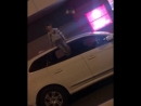 Наказан водитель перевозивший ребенка на крыше