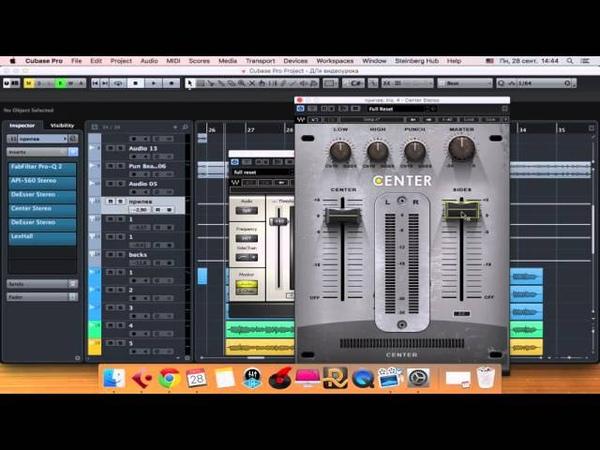Проф. Сведение и мастеринг [HD] SLimz Sound