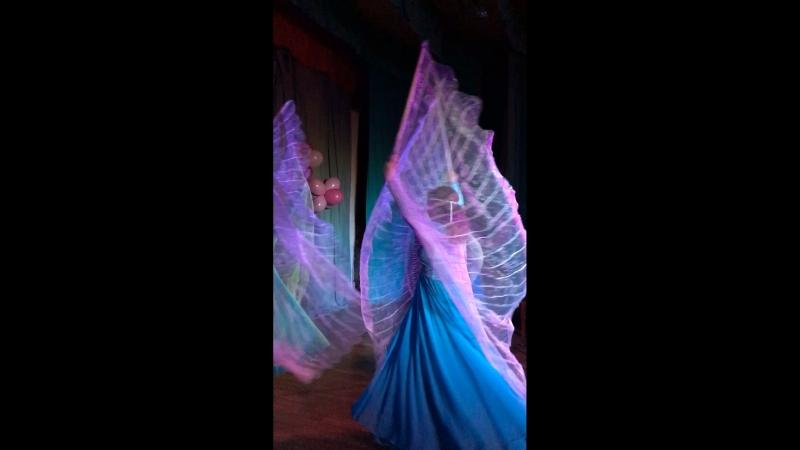 Крылья - танц коллектив Жемчужина