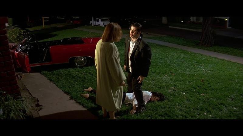 Винсент привозит Мию к Лэнсу. Лэнс пытается возвратить Мию к жизни. HD