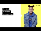 Lil Skies Red Roses Feat. Landon Cube Official Lyrics Meaning _ Verified