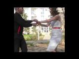 Bachata, Дмитрий и Яна   STREET PROJECT   Школа танцев Волжский