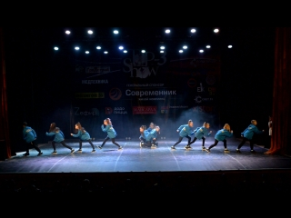 Чемпионат TOP-3 Show / Команды-дети / J.K.CREW