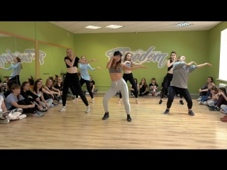 DANCEHALL FEMALE BY NASTYA MIGHTY | ДОМ ТАНЦА FREEDOM