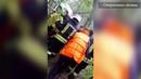 Рятувальники дістали чоловіка з гелікоптера що розбився