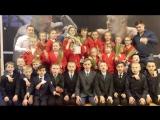 Поздравление с 8 марта от Спортивного клуба