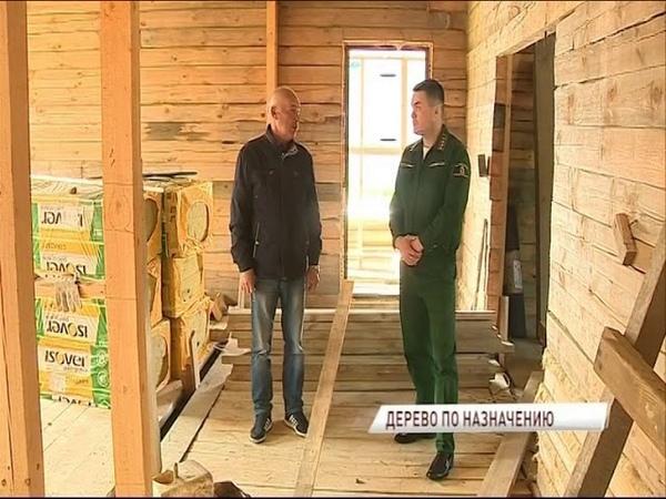 Инспекторы проверили деревянные дома в частном секторе: что их интересовало