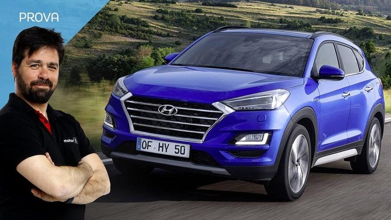 Hyundai Tucson, con il restyling arriva il diesel ibrido