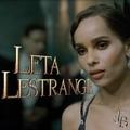 Leta Lestrange I've heard of that family. Aren't they kinda... you know #FantasticBeasts