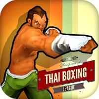 Thai Boxing League [Мод: много денег]