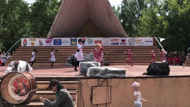 Даргинский танец!