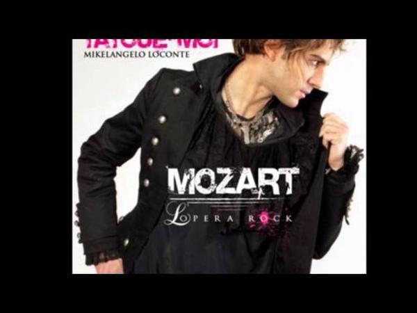 Je Danse Avec Les Dieux~Mozart LOpéra Rock
