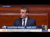 Emmanuel Macron la r
