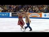 2014 US Nationals - Alexandra Aldridge &amp Daniel Eaton - Free Dance