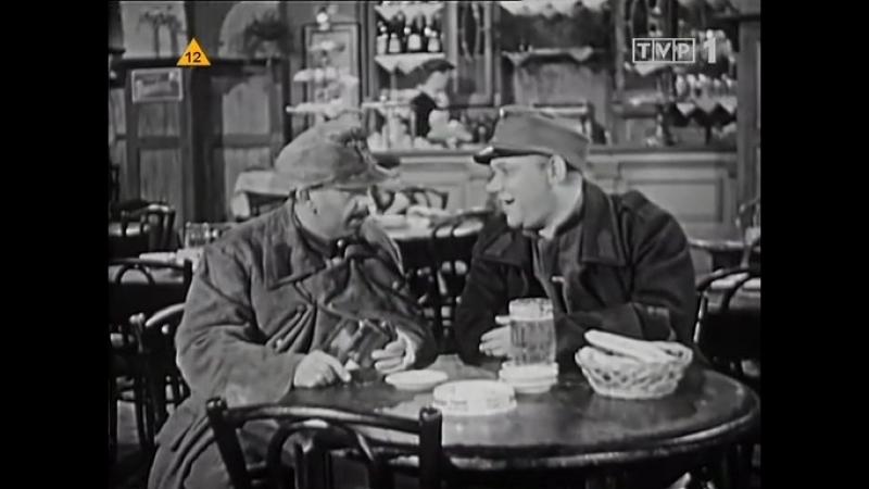 Dobry wojak Szwejk - Melduję posłusznie, że znowu tu jestem! (1957) Lektor PL cz. 2