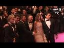 Премьера фильма Лето в Каннах Красная дорожка Léquipe du film russe Leto à Cannes sans Serebrennikov