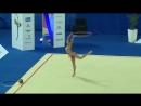 Виктория Данильчук - Обруч 17.550(квалификация)