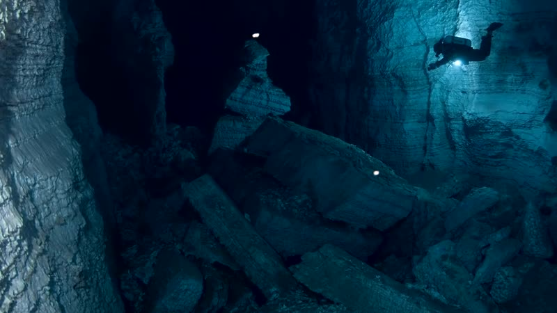 Ординская- пещера занимает 21 место в мире. Пермский край.Россия