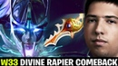 W33 Phantom Assassin Divine Rapier Comeback