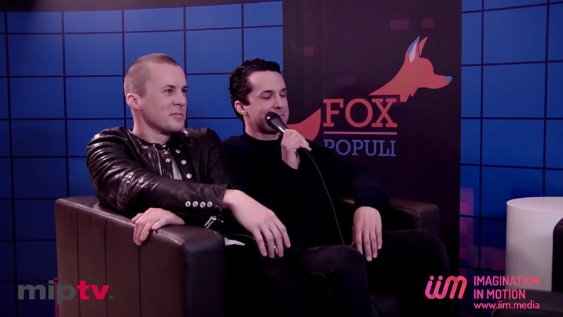 The MIPTV Show | The Ylvis Brothers | русские субтитры