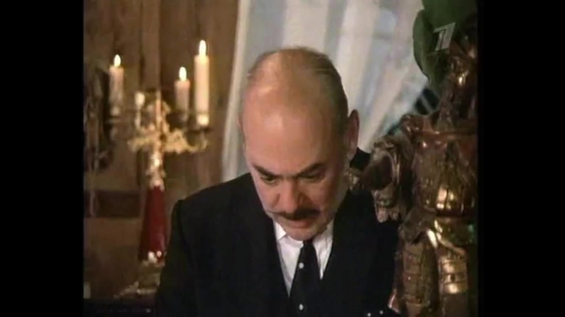 Загадка Эндхауза 1989 детектив реж Вадим Дербенёв