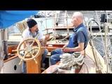 Командор яхт-клуба И.М.Дементьев, перед походом 15.06.2018