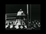 Jack Dempsey KOs Cowboy Luttrell - July 1, 1940 (EX)