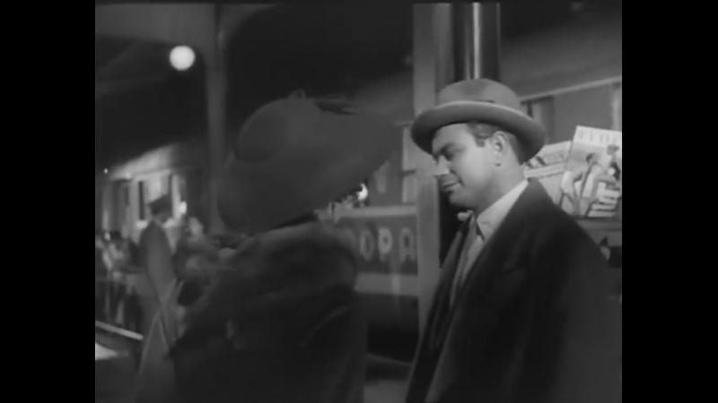 Первый Фильм с Данатасом Банионисом -,,Адам хочет стать человеком [1959] Кинематограф Литвы ٭ Данатос Банионис