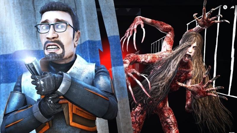 TheWarpath ПСИХ.exe УКУРЕННЫЙ ХОРРОР ПО МЫСЛЯМ ПСИХОПАТА В НАРИСОВАННОЙ ПСИХУШКЕ Garrys Mod УЖАСЫ horror