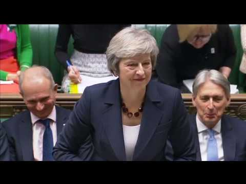 Prime Ministers Questions 14 November 2018