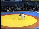 Mongush chechen - ool (RUS) - Molonov, Maksim (RUS) 54 kg. 1999 Chrmpionat Rossii