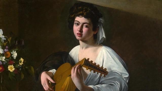 The Lute Player (Caravaggio)