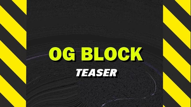 SCOUNDREL. - TEASER OG BLOCK