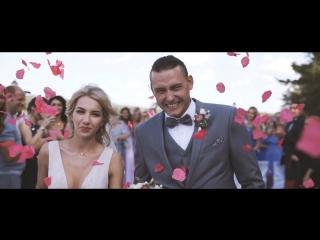 Свадебный тизер Дмитрий и Ксения 11.08.2018
