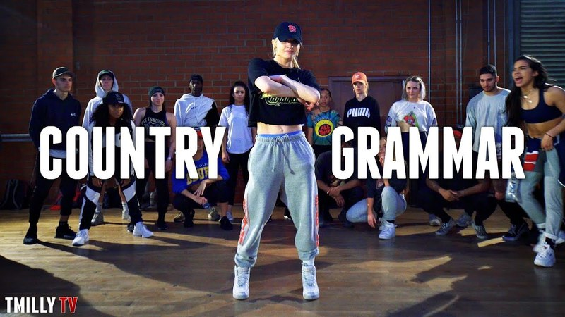 Nelly - Country Grammar - Choreography by Delaney Glazer - TMillyTV