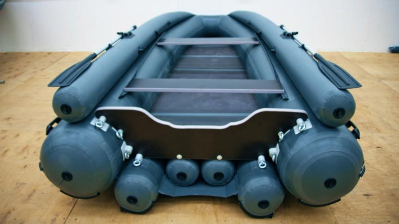 Впечатления об эксплуатации тоннельной лодки СТРИЖ JET 420