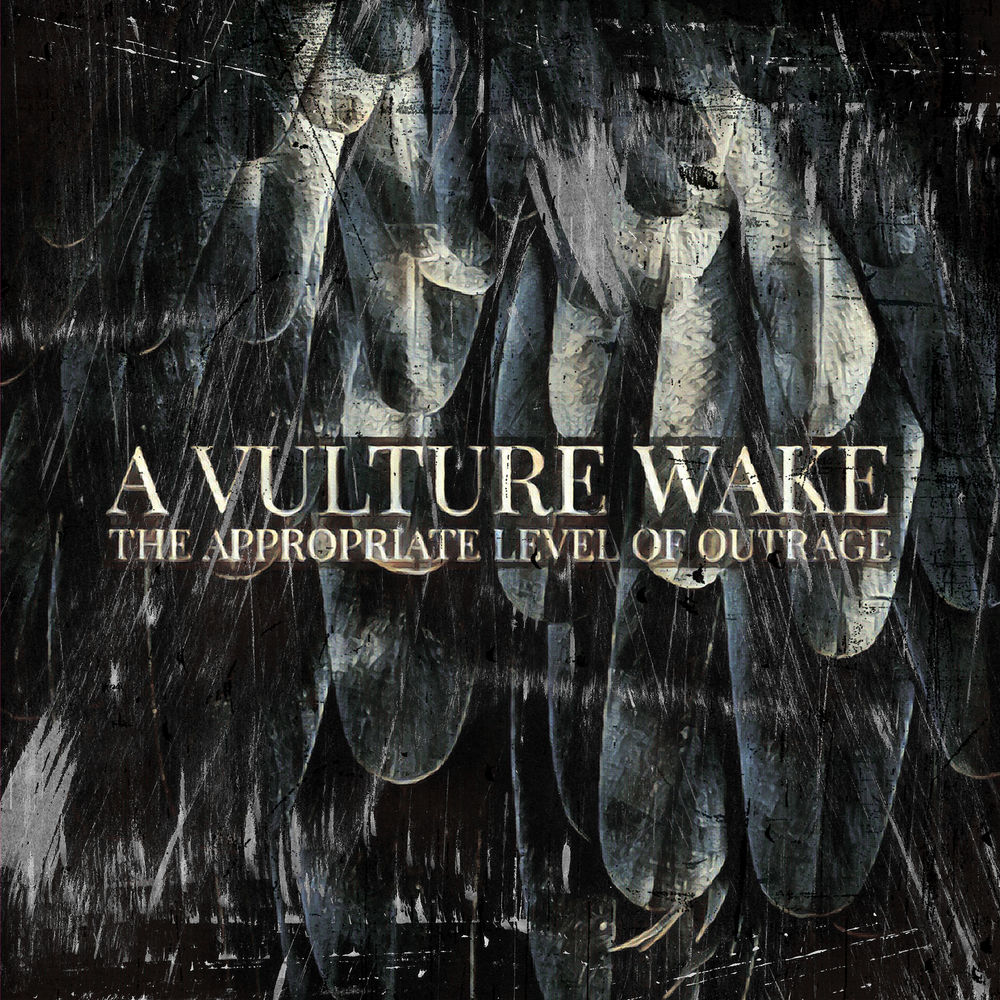 A Vulture Wake - The Appropriate Level of Outrage (2018)