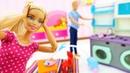 Барби и Кен травят тараканов в доме - Видео для девочек