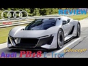 Audi PB18 E-Tron Concept - Next-Gen Audi R8 E-Tron? REVIEW, Interior Exterior and Drive