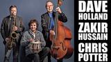 Dave Holland Zakir Hussain Chris Potter Trio - Heineken Jazzaldia 2018