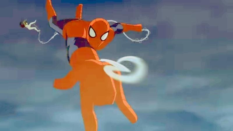 Великий Человек Паук Все серии подряд Сборник мультфильмов Marvel о супергероях Сезон2 Серии24 26