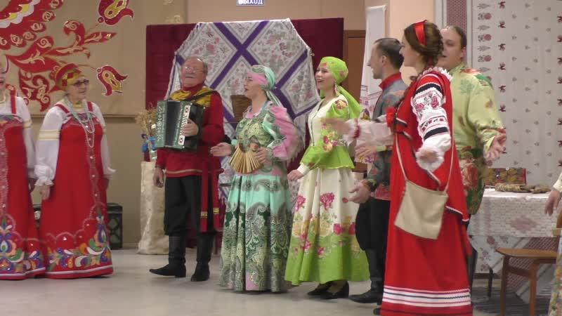 Открытие горницы Марьи Искусницы в Вичуге