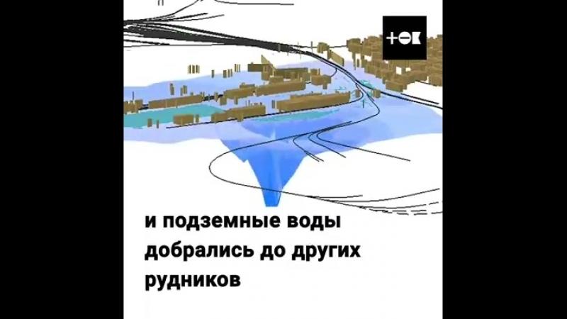 Город Березники рискует провалиться под землю вместе с жителями
