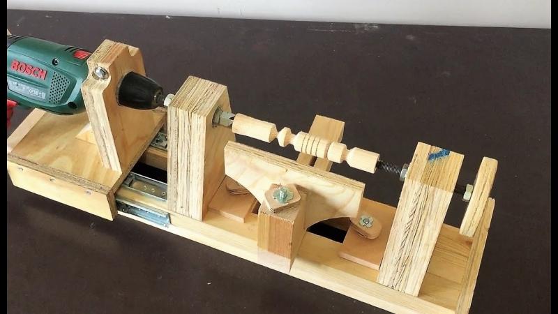4 in 1 Drill Press Build Pt2- Disc Sander Lathe - 4 in 1 Sütun Matkap 2. Bölüm