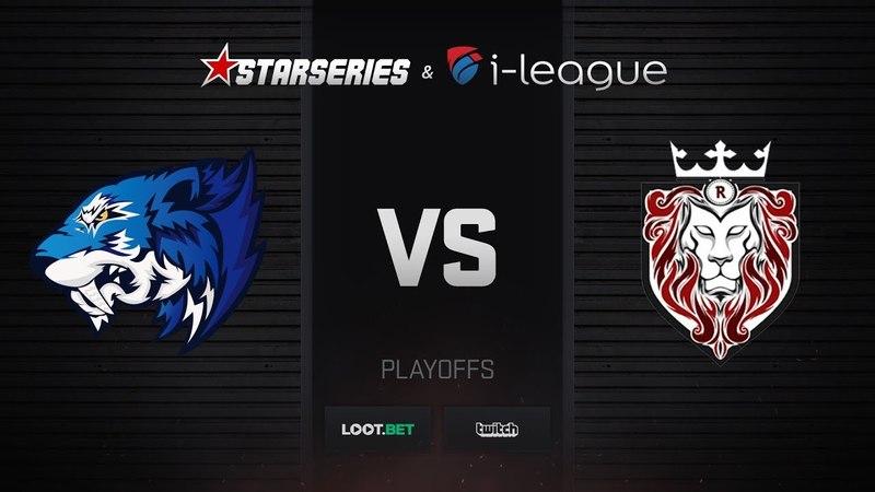 VG.Flash vs ROAR, map 1 mirage, StarSeries i-League S5 Asian Qualifier