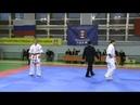 Ашихара каратэ Чемпионат России 2010