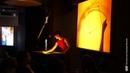 Песочное шоу на юбилее в отеле «Tenet»