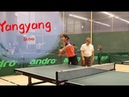 Intro——Yangyang's table tennis lessons