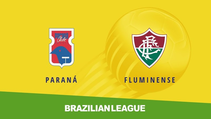 Paraná vs Fluminense - Brazilian Serie A - Full Match