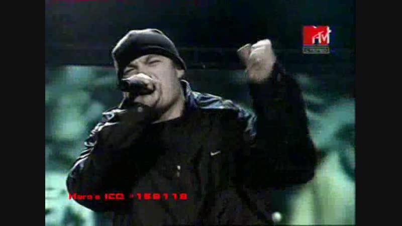 Хамиль (КАСТА) vs. Fredro Starr (ONYX) - Freestyle over ONYX's Gun Clap Music. Наши Люди 2003. ДС «Лужники» 17.12.2003